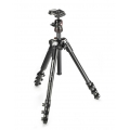 Manfrotto BeFree Compact Lightweight Tripod for Travel Photography (Black)